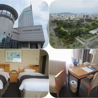 初夏の山陽・四国旅(18)JRホテルクレメント高松のお城ビュールーム