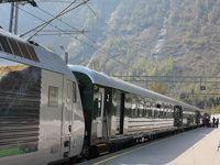 フロム山岳鉄道〜ベルゲン鉄道〜ウルビックへ