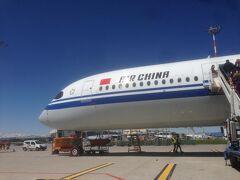 中国国際航空で行くイタリア乗り鉄の旅 その4