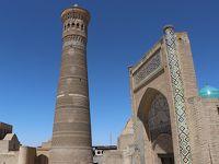 ウズベキスタン・トルクメニスタンの旅(15)〜ブハラ3 カラーン・ミナレット、イスマイール・サーマニー廟、カラーン・モスク〜