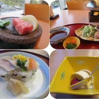 初夏の山陽・四国旅(19)ホテルで頂く讃岐の会席料理(JRホテルクレメント高松)