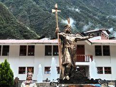 南米ツアー シニア夫婦ペルーとボリビアへ 2 ペルー編�  マチュピチュ村