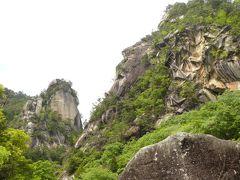新緑の昇仙峡