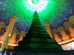 熱々バンコク、3泊4日定番観光地巡り 3日目
