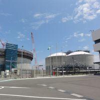 2019.5月 日立LNG(液化天然ガス)基地見学