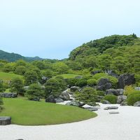 山陰へ2泊3日家族旅行�足立美術館、松江城、美保神社、境港水木しげるロード他