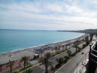 海は美しかった (ニース/サンポールドヴァンス) 2019年GW 大好きなイタリアへ行く前に�