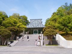 MIHOミュージアムは遠かった・・・、+石山寺散策