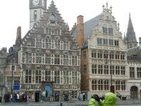 ベルギー �中世の街 ゲント