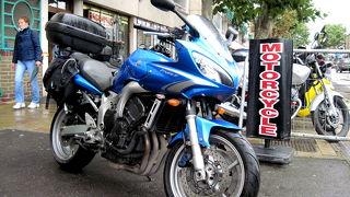 ロンドンでオートバイを借りる + エンジントラブル / 海外ツーリング-イギリス編①