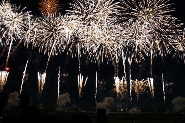 今年が第2回目の京都芸術花火に行ってきました~!<br />宿泊は5月にオープンしたばっかりの<br />リッチモンドホテルプレミア京都駅前です。<br /><br />翌日は京都観光に行くつもりが・・・(;.;)。