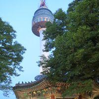 14回目の訪韓はNソウルタワーで夜景観賞とマッサージの癒しを満喫!
