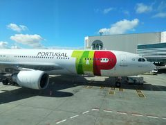 世界一周旅 - TAPポルトガル航空 ビジネスクラス搭乗記