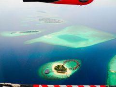 GWにモルディブ4泊6日の旅 2日目水上飛行機でモーベンピック リゾート クレディヴァル モルデイブ到着編