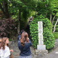 2019年05月 京都嵐山旅行4 鈴虫寺・竹の寺と松尾大社