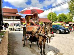 【タイ縦断の旅】南の島と北のパーイ@11 〝ひづめが響くランパーンの町〟