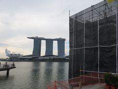 2019立夏「ハノイへ一人旅」(4_シンガポールをちょっと観光_イ)