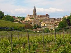 フランスの戦跡を巡るドライブ&ワイン旅(③ラ・ロシェル~サン=テミリオン~ボルドー)