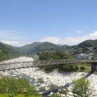 列車&バス旅/恵那峡と馬籠峠→妻籠宿ウォーク&南木曽4泊5日・その3