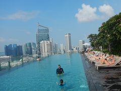 GW子連れシンガポール&ビンタン島3泊5日�サービスに感激♪アンダーズシンガポール&観光&グルメ編