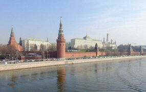 モスクワで4泊(1): クレムリンとワシリー寺院へ
