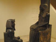 GWはエジプトへ! ルクソールへ!その3  暑いので予定を変更してルクソール博物館を訪れました。