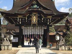 日帰りお礼参りの旅 in京都   桜咲いてるかな?