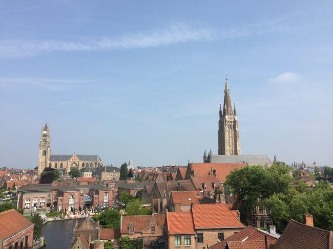 ベルギーの旅 ~3日目ブリュージュ~