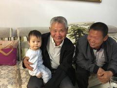 中国里帰りと雲南省旅行(江蘇省)