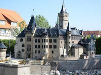 2019年ドイツの旅 �5           *** Wernigerode で Miniaturenpark へ ***