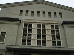 フェルメール展の天王寺美術館と新しい天王寺公園 てんしば