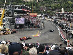 モナコGPを観るから、フランスをレンタカーでドライブしてみた2~モナコGP 予選・決勝