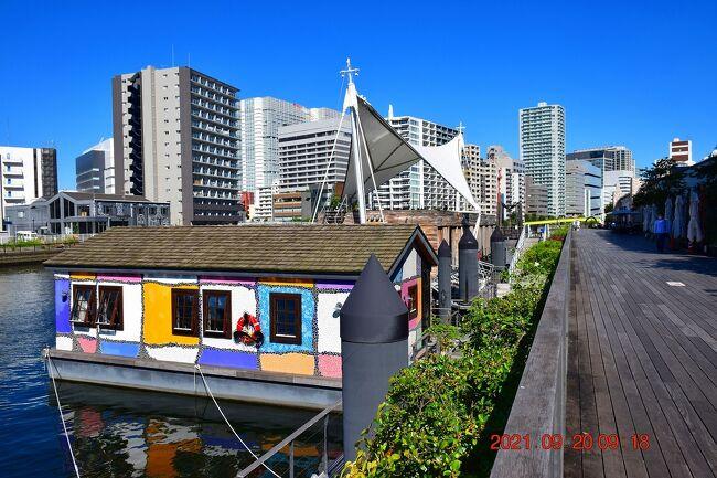 東京散策シリーズもついに100巻目を達成できました。<br />フォートラ登録は2013年5月ですが、1本目の旅行記はそれより遡って2010年2月からアップしています。<br /><br />今回は建築倉庫ミュージアム https://archi-depot.com/ を見るのが目的で、そのついでに天王洲アイル界隈のボンドストリートも久々に散策しました。<br /><br />建築倉庫ミュージアムは倉庫会社でありながらアートや創造空間を演出する寺田倉庫 https://www.terrada.co.jp/ja/company/ が運営する建築家や設計事務所がコンペに出す建築模型そのものが展示されている美術館です。<br /><br />【東京散策38-2】 江戸時代からの景色を残す品川浦~近代的な天王洲アイル<br />http://4travel.jp/travelogue/11069671<br />