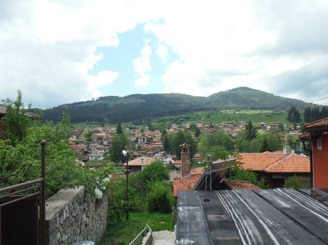 2019年5~6月国々の中で生き抜くブルガリア縦断横断(チーズも凄いよ)2・コプリフシティツァ家探し