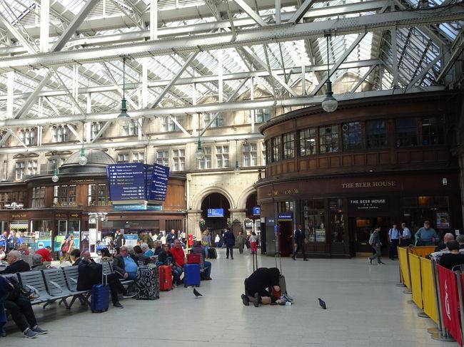 はじめてのKLMでイギリス、スコットランドへ (3)グラスゴー