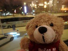 Day 6-1 Latvijas Lācisとバルト三国里帰り&クリスマスマーケット★人生初の自力渡航(タリン 1)