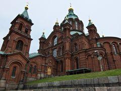 初夏の北欧への旅 vol.3。──「ヘルシンキ2日目 その1:元老院広場~マーケット広場」」