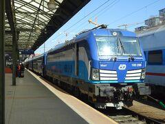東欧鉄道の旅 その12(ラベ川に沿ってドイツからチェコへ)