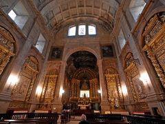 2019.2ポルトガル一人旅8‐ホテルオスロに1泊 小雨の中,新サンタクララ修道院へ