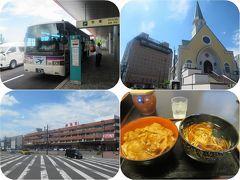 新緑の北海道(2)釧路ロイヤルインと釧路駅グルメ