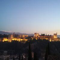 スペイン旅行(アンダルシア地方+トレド)