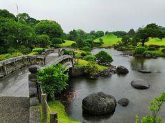 ☆2019年5月 今月2回目の熊本 LCCジェットスターで1人旅☆ 水前寺公園 No3