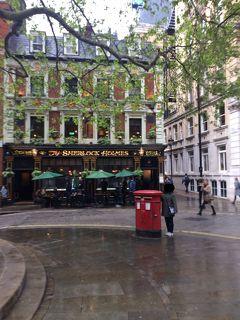 ロンドン、リバプール、ビートルズの足あと 番外編ビートルズはありません