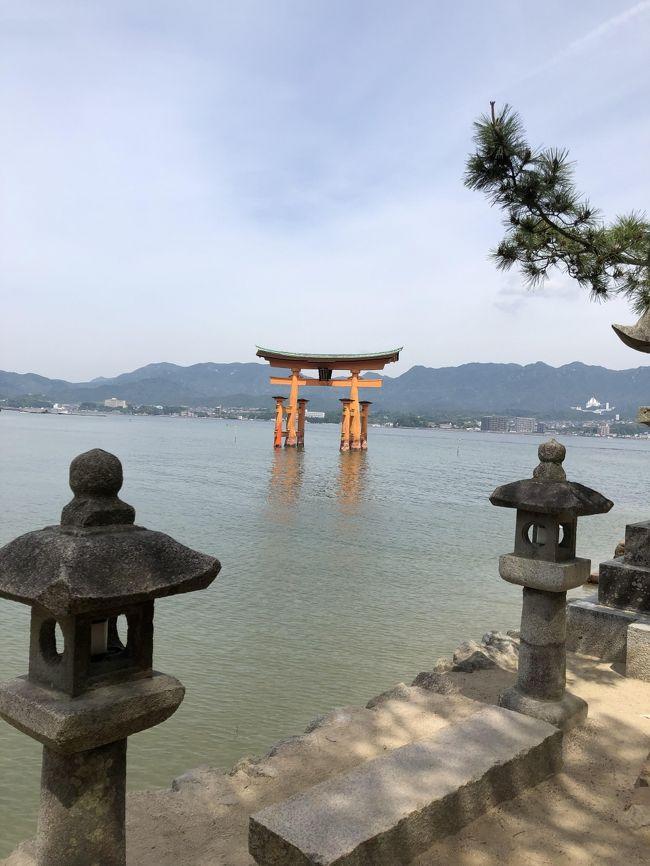 己巳の日に広島行く機会があったので、厳島神社に行った後、広島カープ満喫してきました!<br /><br />