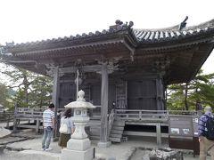 銀山温泉から松島へ