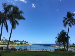 【ビーチやプールで何を履く?】ハワイ・コオリナ(3度目のAulani Disney)12