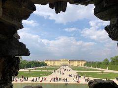 2019 GW ウィーン&ブダペスト ⑥ シェーンブルン宮殿&動物園&ウィーン最古のレストラン