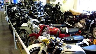 海外ツーリング-イギリス編② / ロンドン近郊を巡る + バイク好きにはたまらないオードバイ博物館と世界最高レベルのイギリス空軍博物館