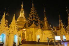 2019春、ミャンマー旅行記(2/25):5月24日(2):セントレアからハノイ経由ヤンゴンへ、シュエダゴン・パゴダ