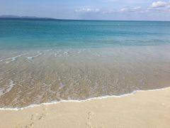 沖縄お正月北谷アメリカンビレッジ A&W美浜店オクマプライベートビーチ